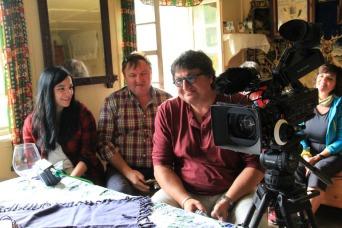 """Dreharbeiten für die Dokumentation """"EIN JAHR IM KAUNERTAL - NACHT & HEINT"""" (2016)"""
